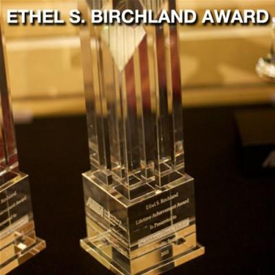 Ethel S. Birchland Award