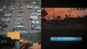 ARTBA Getting Beyond Gridlock 60 Poster
