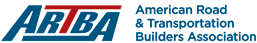 The American Road & Transportation Builders Association (ARTBA) Sticky Logo
